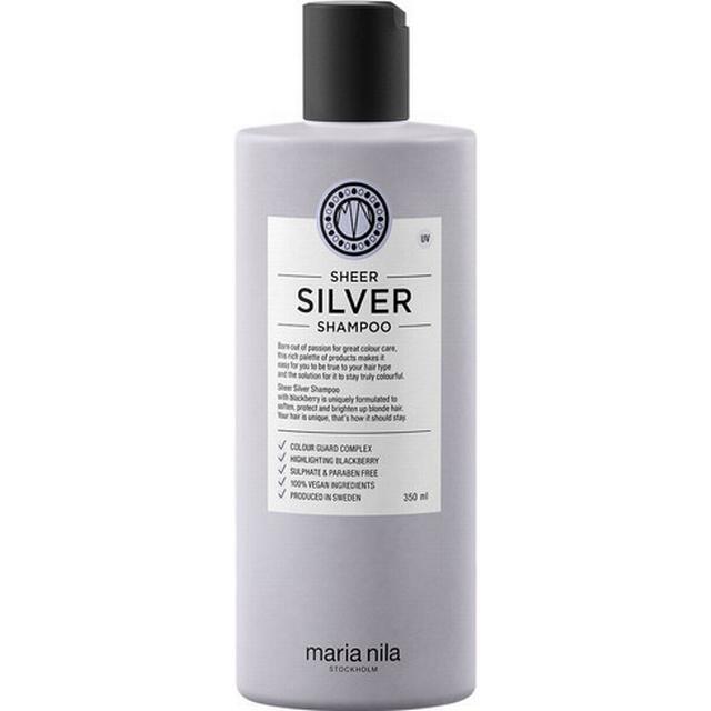 Maria Nila Sheer Silver Shampoo Colourguard 350ml