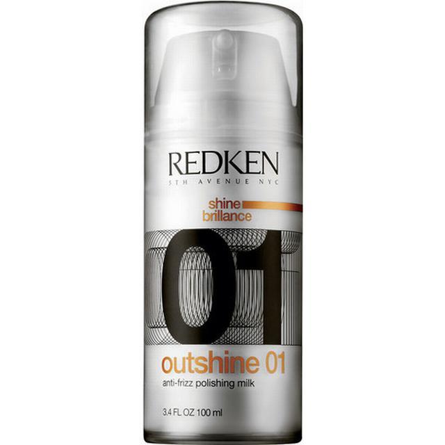 Redken Shine Outshine 01 Anti-frizz Polishing Milk 100ml
