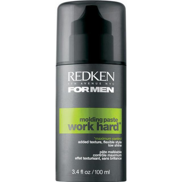 Redken For Men Molding Paste Work Hard 100ml