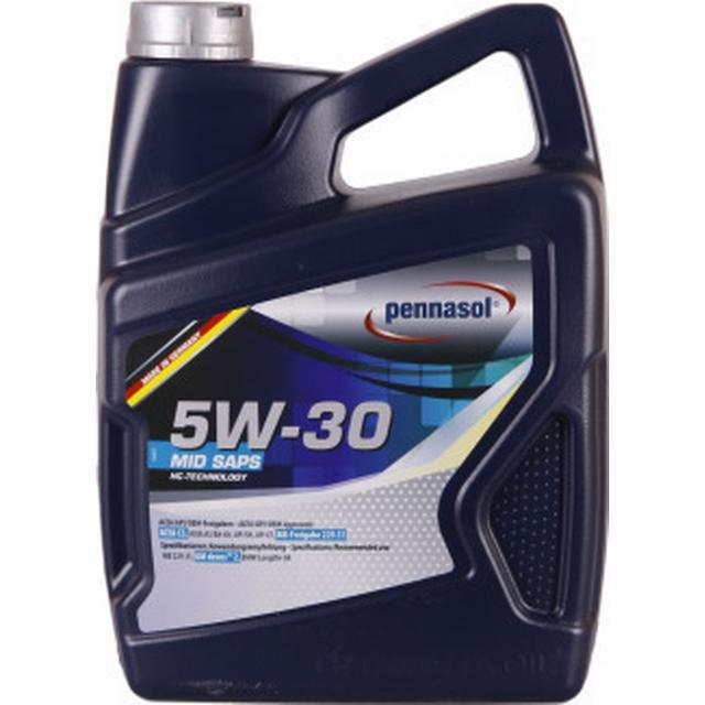 Pennasol Mid Saps 5W-30 5L Motor Oil