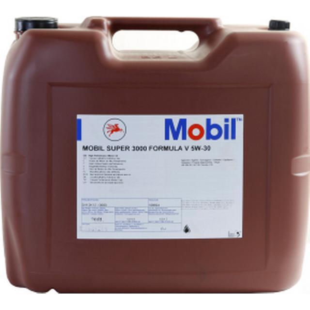 Mobil Super 3000 Formula V 5W-30 20L Motor Oil