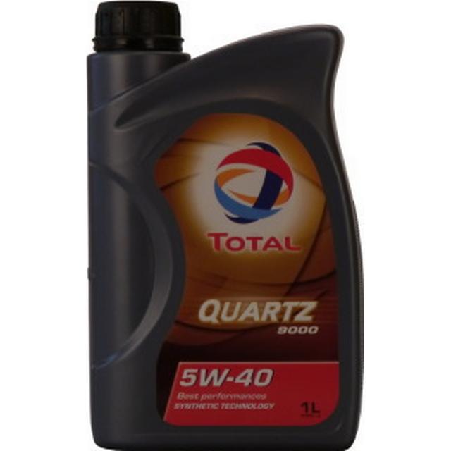 Total Quartz 9000 Energy 5W-40 1L Motor Oil