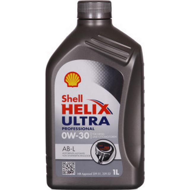 Shell Helix Ultra Professional AB-L 0W-30 1L Motor Oil