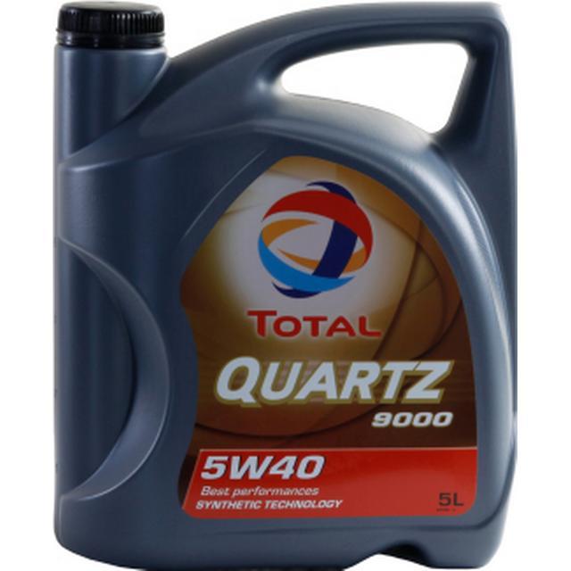 Total Quartz 9000 5W-40 5L Motor Oil