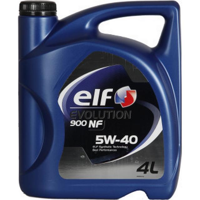 Elf Evolution 900 NF 5W-40 4L Motor Oil