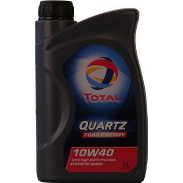 Total Quartz 7000 10W-40 1L Motor Oil