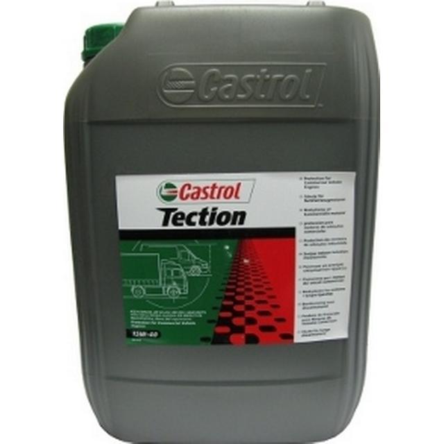 Castrol Tection SAE 15W-40 20L Motor Oil