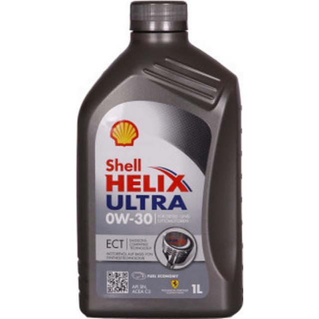 Shell Helix Ultra ECT 0W-30 1L Motor Oil