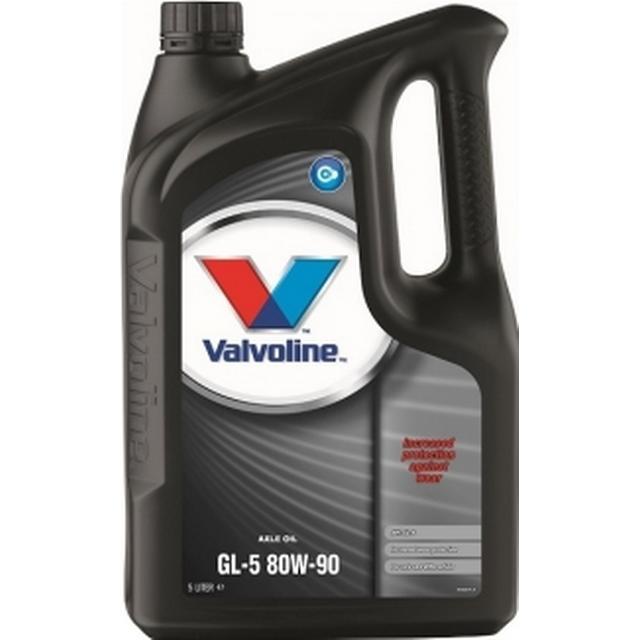 Valvoline Heavy Duty Axle Oil 80W-90 5L Motor Oil