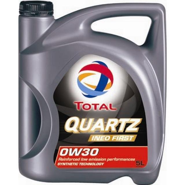 Total Quartz Ineo First 0W-30 5L Motor Oil