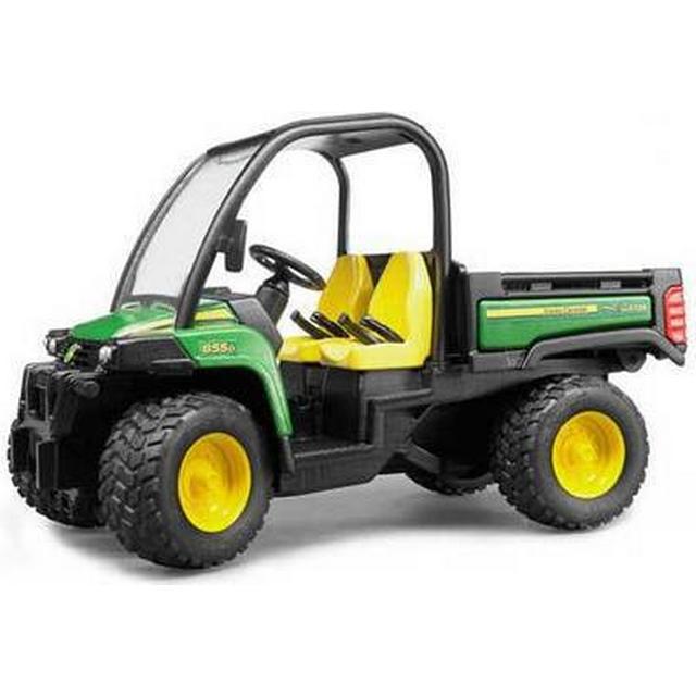 John Deere Gator Prices >> Bruder John Deere Gator Xuv 855d 02491