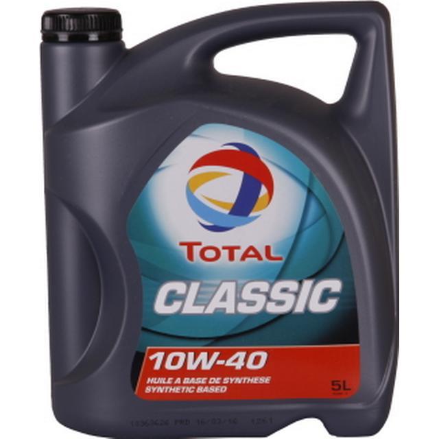 Total Classic 10W-40 5L Motor Oil