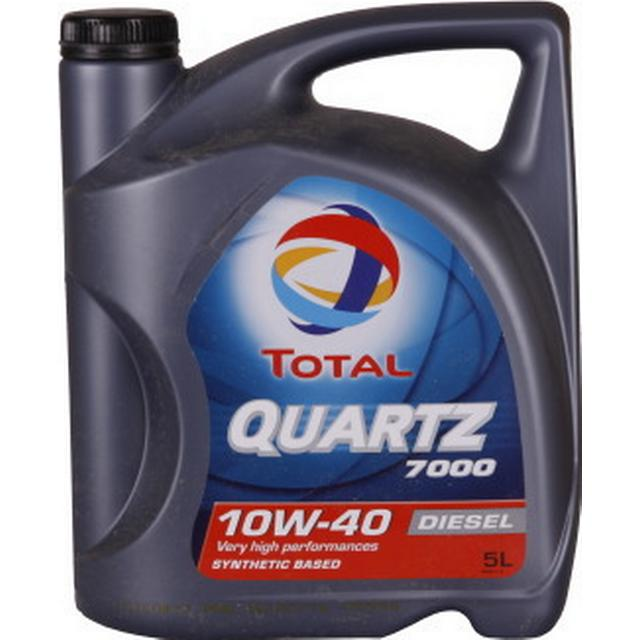 Total Quartz Diesel 7000 10W-40 5L Motor Oil
