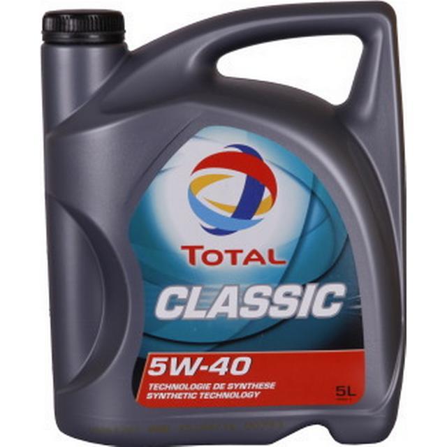 Total Classic 5W-40 5L Motor Oil