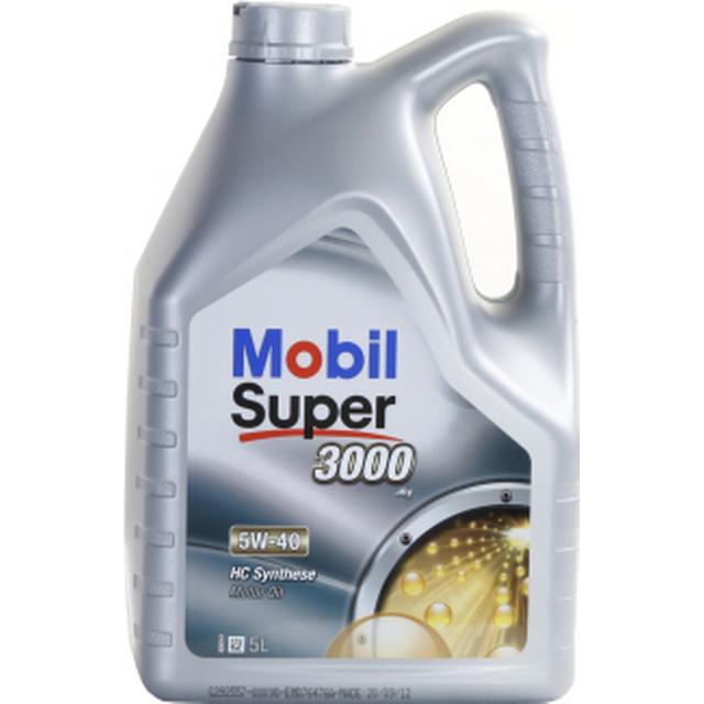 Mobil Super 3000 X1 5W-40 5L Motor Oil