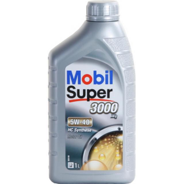 Mobil Super 3000 X1 5W-40 1L Motor Oil