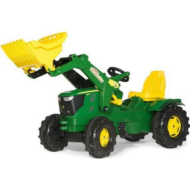 Rolly Toys John Deere 6210R Tractor With Frontloader