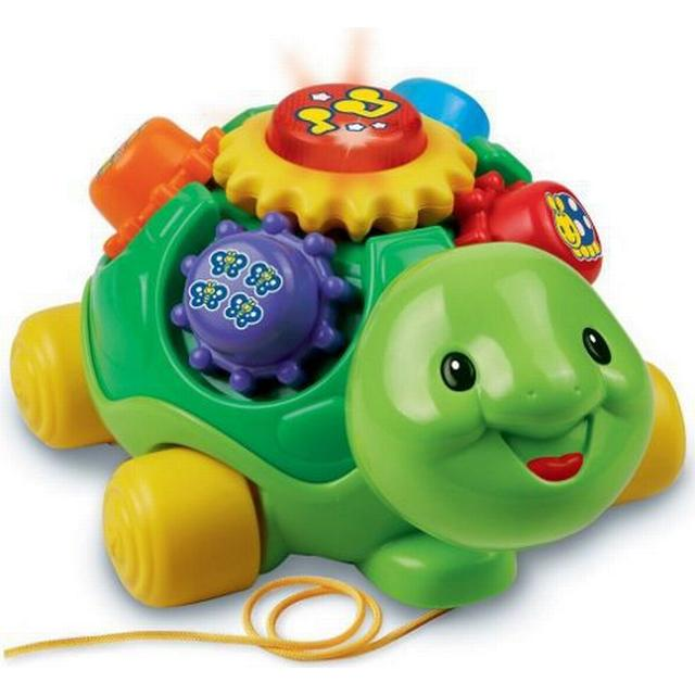 Vtech Baby Pull And Play Turtle