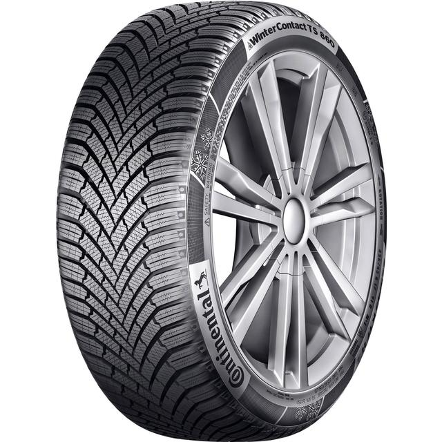 Continental ContiWinterContact TS 860 175/60 R15 81T
