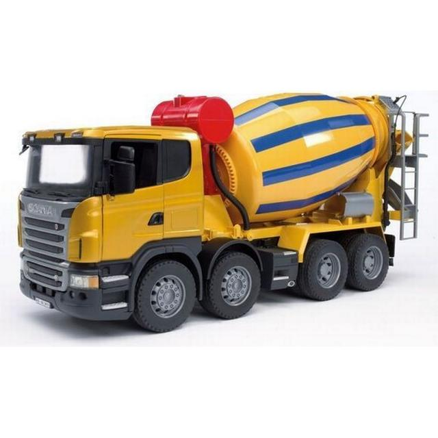 Bruder Scania R-Series Cement Mixer Truck 03554