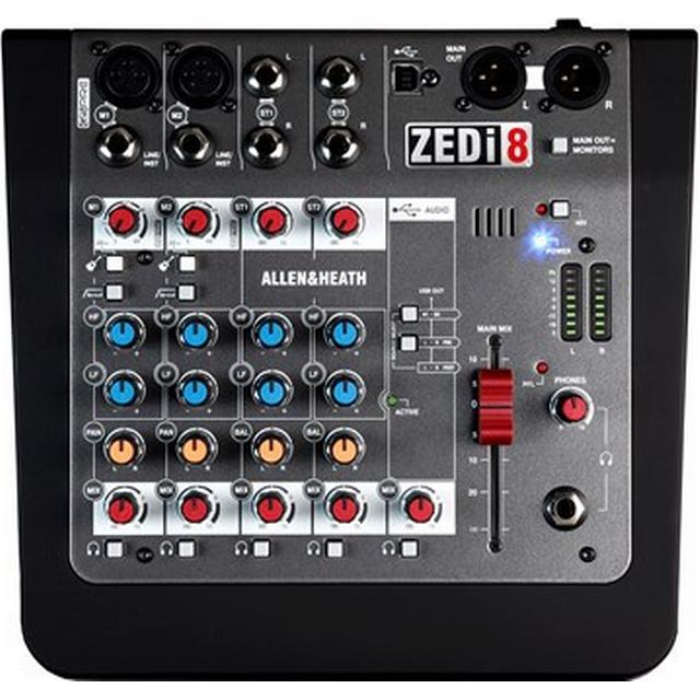 ZEDi-8 Allen & Heath