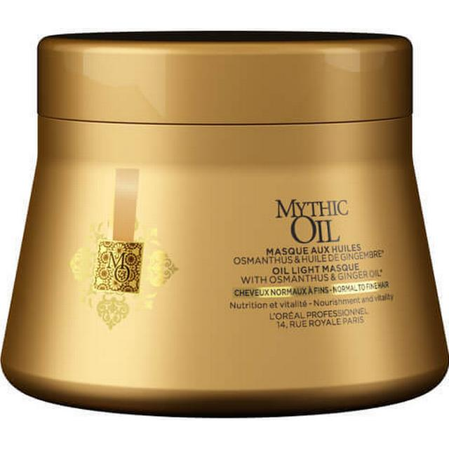 L'Oreal Paris Mythic Oil Masque For Normal to Fine Hair 200ml