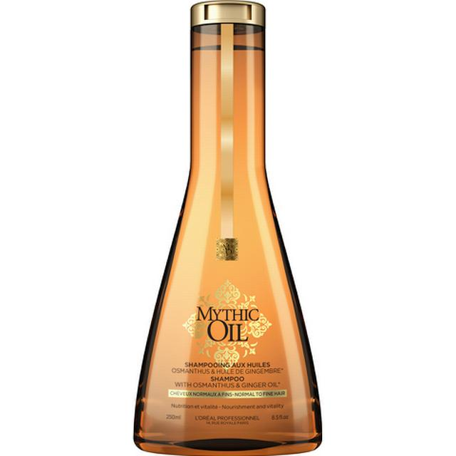 L'Oreal Paris Mythic Oil Shampoo for Normal to Fine Hair 250ml