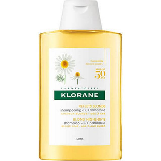 Klorane Golden Highlights Shampoo with Camomile 200ml