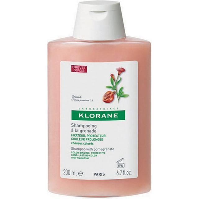 Klorane Shampoo Pomegranate 200ml