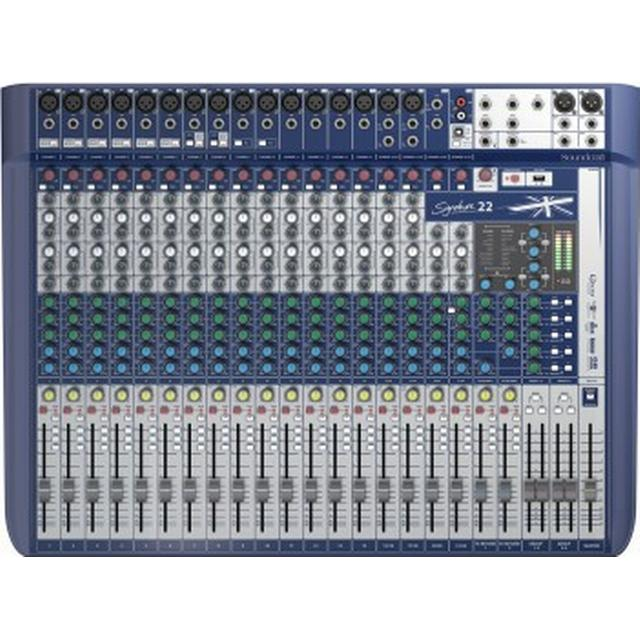 Signature 22 Sound-Craft