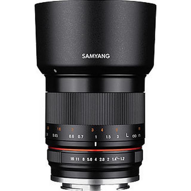 Samyang 35mm F1.2 ED AS UMC CS for Sony E