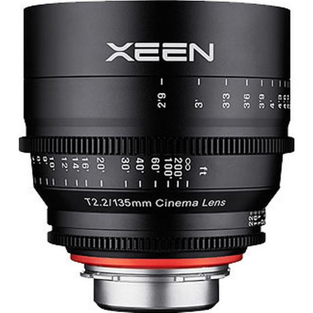 Samyang Xeen 135mm T2.2 for Sony E
