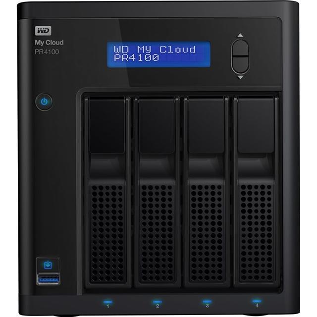 Western Digital My Cloud Pro PR4100 16TB