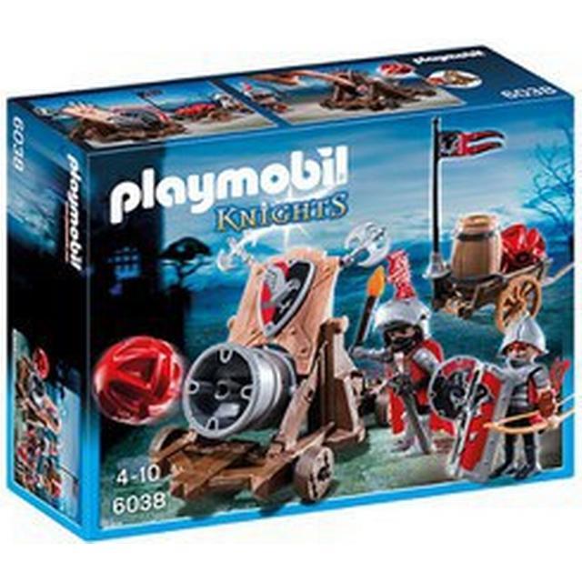 Playmobil Hawk Knights` Battle Cannon 6038