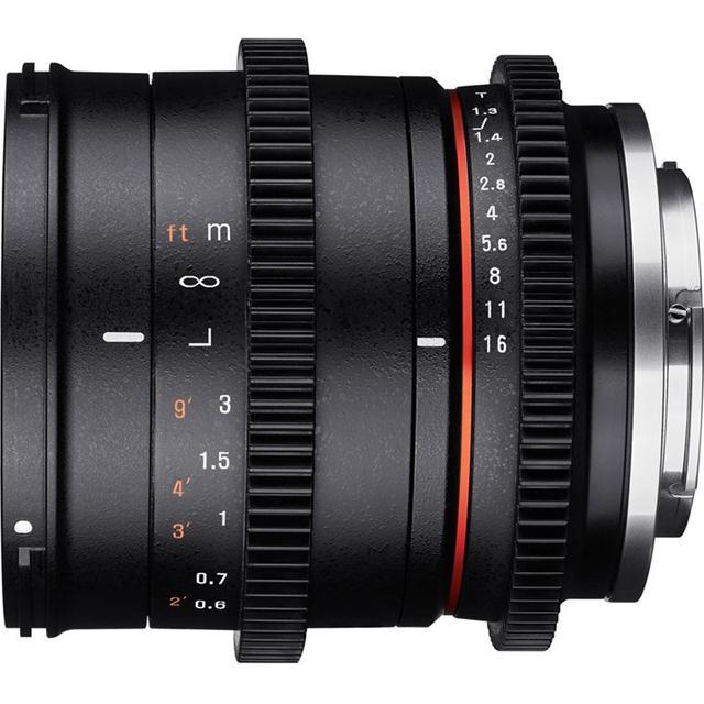 Samyang 35mm T1.3 ED AS UMC CS for Canon M