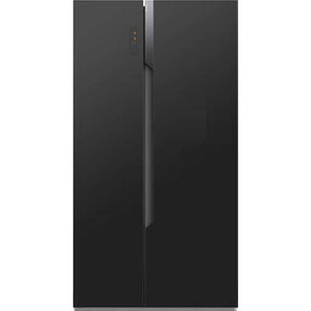 Fridgemaster MS91518FFB Black