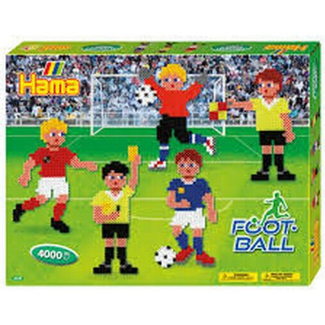 Hama Midi Beads Football Large Gift Set 3139