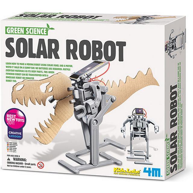 4M Solar Robot