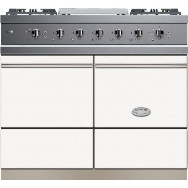 Lacanche Moderne Cluny LMCF1052GE White