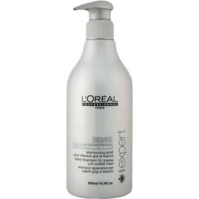 L'Oreal Paris Serie Expert Silver Shampoo 500ml Pump