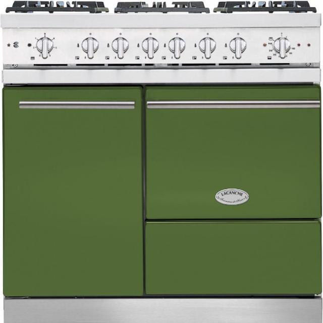 Lacanche LMG962ECT-G Green