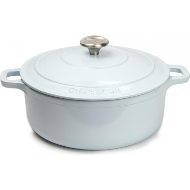 Chasseur Cast Iron Casserole Other Pots with lid 24cm