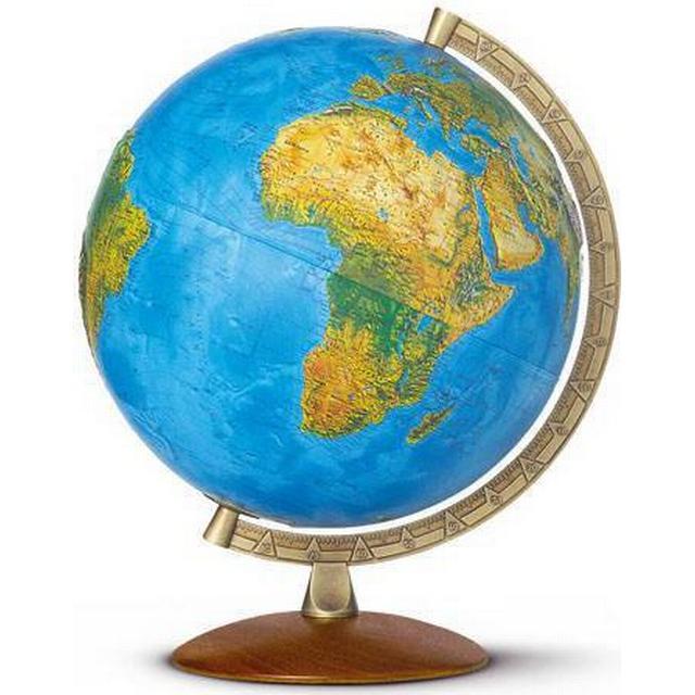 Nova Rico Primus Illimunated Relief Globe 30 cm
