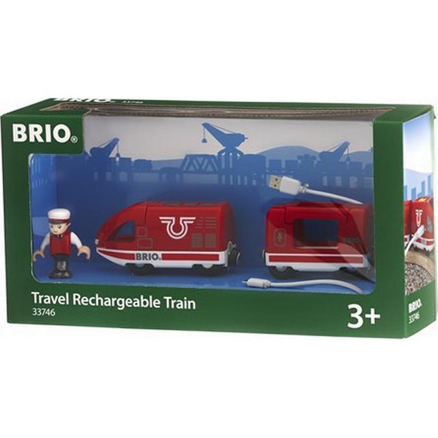 Brio Travel Rechargeable Train 33746
