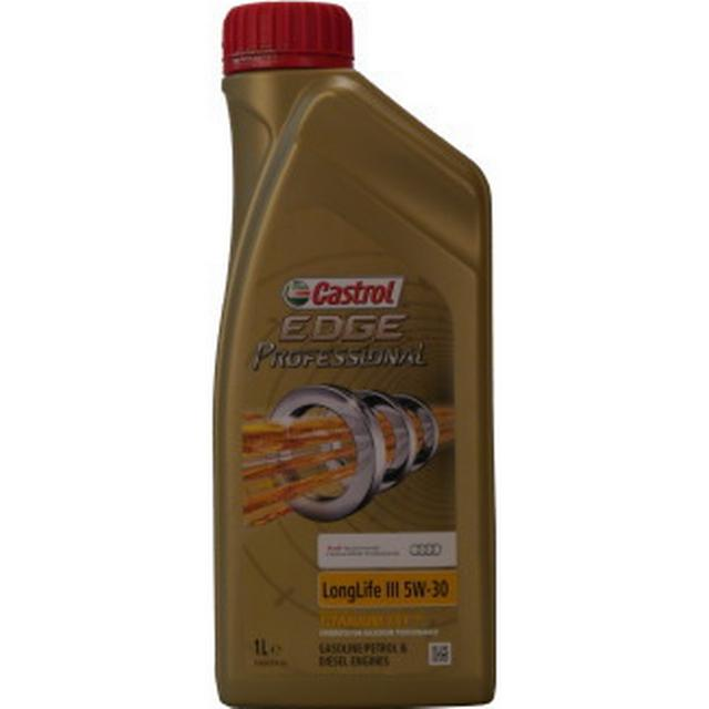 Castrol EDGE Professional Titanium FST Longlife 3 5W-30 AUDI 1L Motor Oil