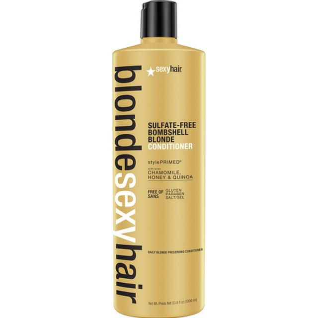 Sexy Hair Sulfate Free Bombshell Blonde Conditioner 1000ml