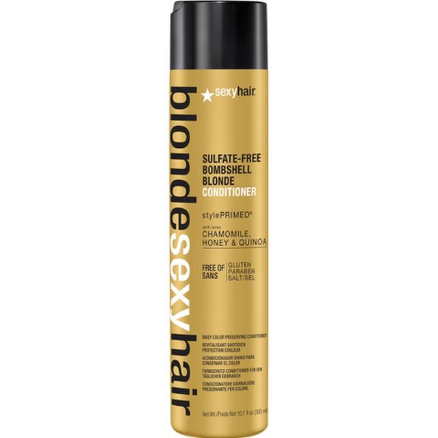 Sexy Hair Sulfate Free Bombshell Blonde Conditioner 300ml