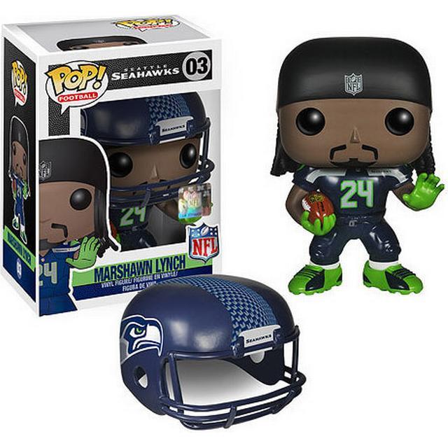 Funko Pop! Sports NFL Marshawn Lynch