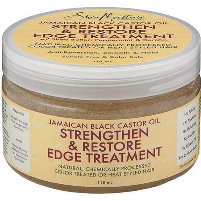 Shea Moisture Jamaican Black Castor Oil Strengthengrow & Restore Edge Treatment 118ml