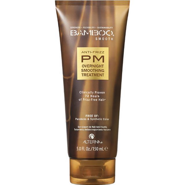 Alterna Bamboo Smooth Anti Frizz PM Overnight Smoothing Treatment 150ml